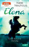 Cover-Bild zu Neuhaus, Nele: Elena - Ein Leben für Pferde 6: Eine falsche Fährte