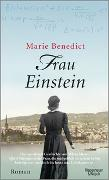 Cover-Bild zu Benedict, Marie: Frau Einstein