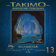 Cover-Bild zu Liendl, Peter: Takimo - 13 - Usambara (Audio Download)