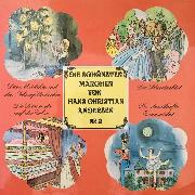 Cover-Bild zu Andersen, Hans Christian: Die schönsten Märchen von Hans Christian Andersen, Folge 2 (Audio Download)