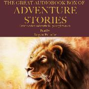 Cover-Bild zu Andersen, Hans Christian: The Great Audiobook Box of Adventure Stories (Audio Download)