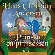 Cover-Bild zu Andersen, H.C.: Prinsen en prinsessen (Audio Download)