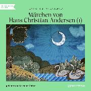 Cover-Bild zu Andersen, Hans Christian: Märchen von Hans Christian Andersen 1 (Ungekürzt) (Audio Download)