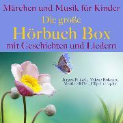 Cover-Bild zu Andersen, Hans Christian: Märchen und Musik für Kinder (Audio Download)