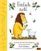 Cover-Bild zu Scheffler, Axel: Einfach nett