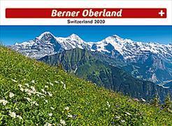 Cover-Bild zu Cal. Berner Oberland Ft. 31,5x23 2020