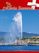 Cover-Bild zu Cal. Swiss Souvenir Ft. 23x31,5 2020