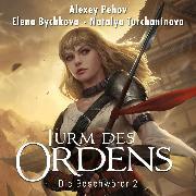 Cover-Bild zu eBook Turm des Ordens