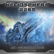 Cover-Bild zu eBook Heliosphere 2265, Folge 12.1: Der Jahrhundertplan: Sarahs Geständnis