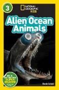Cover-Bild zu Alien Ocean Animals (L3) (National Geographic Readers) (eBook) von Colosi, Rosie