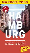 Cover-Bild zu Hamburg Marco Polo Pocket Travel Guide 2019 - with pull out map von Heintze, Dorothea