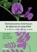 Cover-Bild zu Connaissances botaniques de base en un coup d'oeil