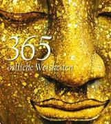 Cover-Bild zu 365 östliche Weisheiten