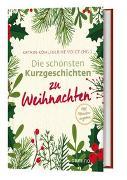 Cover-Bild zu Die schönsten Kurzgeschichten zu Weihnachten von Voigt, Ulrike (Hrsg.)