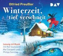 Cover-Bild zu Winterzeit, tief verschneit