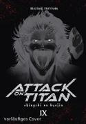 Cover-Bild zu Isayama, Hajime: Attack on Titan Deluxe 9