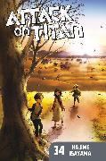 Cover-Bild zu Isayama, Hajime: Attack on Titan 34