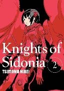 Cover-Bild zu Nihei, Tsutomu: Knights of Sidonia, volume 2