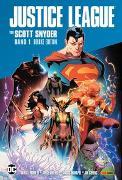 Cover-Bild zu Snyder, Scott: Justice League von Scott Snyder (Deluxe-Edition)