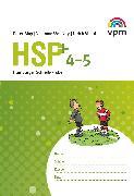 Cover-Bild zu HSP 4-5 plus. Testhefte