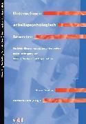 Cover-Bild zu Unternehmen arbeitspsychologisch bewerten (eBook) von Ulrich, Eberhard (Hrsg.)