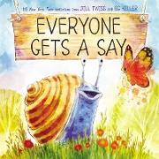 Cover-Bild zu Twiss, Jill: Everyone Gets a Say