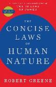 Cover-Bild zu The Concise Laws of Human Nature