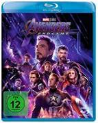 Cover-Bild zu Avengers - Endgame + Bonus (2 Disc)