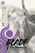 Cover-Bild zu Samura, Hiroaki: Blade of the Immortal 3