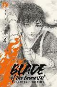 Cover-Bild zu Samura, Hiroaki: Blade of the Immortal - Perfect Edition 4