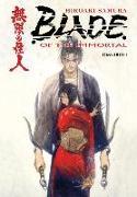Cover-Bild zu Samura, Hiroaki: Blade of the Immortal Omnibus Volume 1