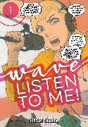 Cover-Bild zu Samura, Hiroaki: Wave, Listen to Me! 1