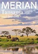 Cover-Bild zu MERIAN Tansania mit DVD 10/19