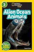 Cover-Bild zu Alien Ocean Animals (L3) (National Geographic Readers) (eBook)