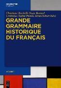 Cover-Bild zu Grande Grammaire Historique du Français (GGHF) (eBook)