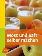 Cover-Bild zu Most und Saft selber machen (eBook)