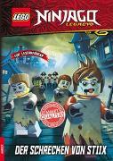 Cover-Bild zu LEGO® NINJAGO® - Der Schrecken von Stiix