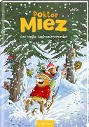 Cover-Bild zu Doktor Miez - Das weiße Weihnachtswunder