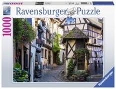 Cover-Bild zu Eguisheim im Elsass Puzzle 1000 Teile