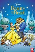 Cover-Bild zu Weiss, Bobbi Jg: Disney Beauty and the Beast: The Story of the Movie in Comics