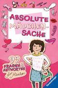Cover-Bild zu Thor-Wiedemann, Sabine: Absolute Mädchensache