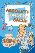 Cover-Bild zu Thor-Wiedemann, Sabine: Absolute Jungensache
