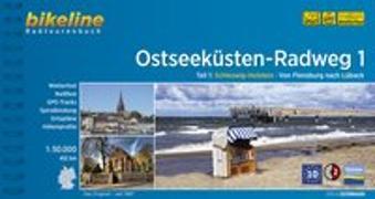 Cover-Bild zu Bikeline Ostseeküsten-Radweg 1