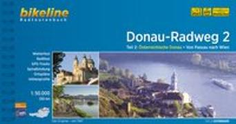 Cover-Bild zu Donauradweg / Donau-Radweg 2