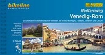 Cover-Bild zu Radfernweg Venedig-Rom. 1:75'000 von Esterbauer Verlag (Hrsg.)
