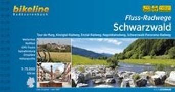 Cover-Bild zu Flussradwege Schwarzwald. 1:75'000 von Esterbauer Verlag (Hrsg.)