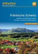 Cover-Bild zu Wanderführer Fränkische Schweiz. 1:35'000 von Esterbauer Verlag (Hrsg.)