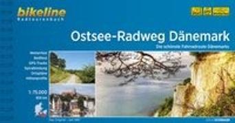 Cover-Bild zu Ostsee-Radweg Dänemark. 1:75'000 von Esterbauer Verlag (Hrsg.)