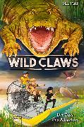 Cover-Bild zu Wild Claws (2). Der Biss des Alligators von Held, Max