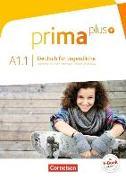 Cover-Bild zu Prima plus 1. Deutsch für Jugendliche. Schülerbuch von Jin, Friederike